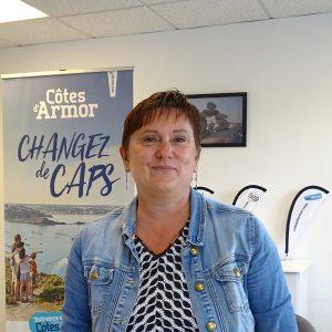 Muriel Maugère votre contact Séminaires & Team-building en Côtes d'Armor